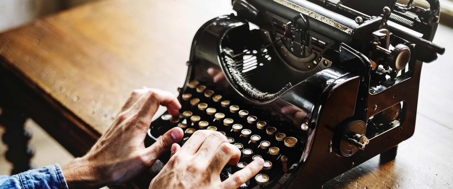Der Schreibmaschinen Doktor